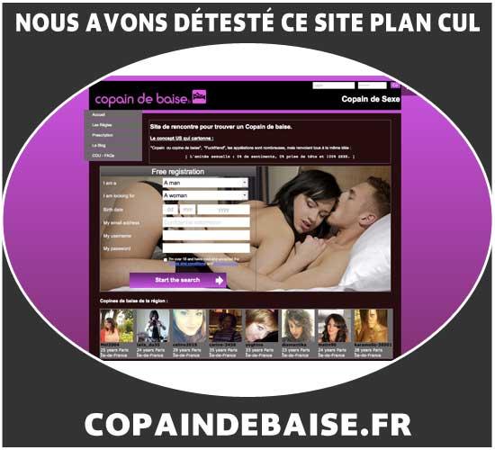 Stats sur CopainDeBaise