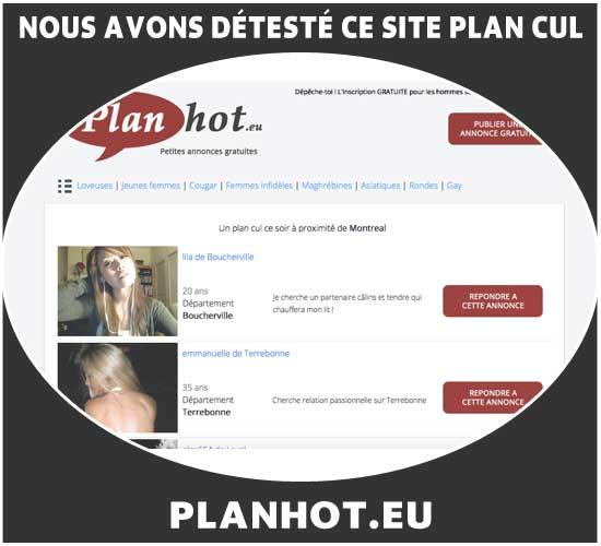 Stats sur PlanHot