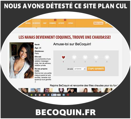 Stats sur BeCoquin